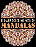 Flower Coloring Book of Mandalas PDF