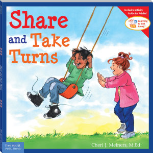Share and Take Turns Book