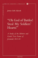 Oh God of Battles  Steal My Soldiers  Hearts   PDF