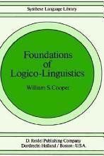 Foundations of Logico Linguistics PDF