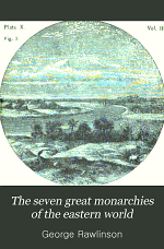 The Seven Great Monarchies of the Eastern World