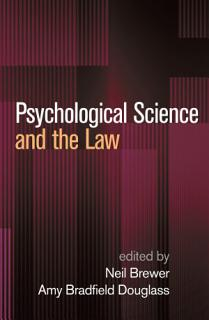 Psychological Science and the Law Book