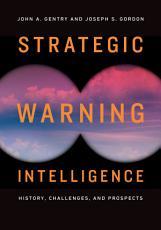 Strategic Warning Intelligence