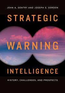 Strategic Warning Intelligence PDF