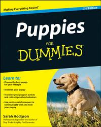 Puppies For Dummies Book PDF