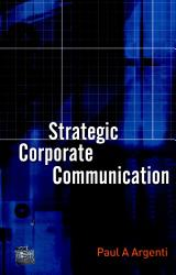 Strategic Corporate Communication PDF