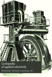 Cyclopedia of applied electricity: Volume 5