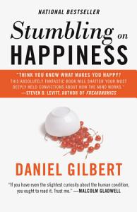 Stumbling on Happiness Book