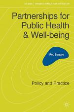 Partnerships for Public Health and Well-being
