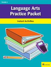 Language Arts Practice Packet: Instant Activities