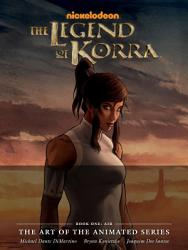 The Legend of Korra  the Art of the Animated Series Book One   Air PDF