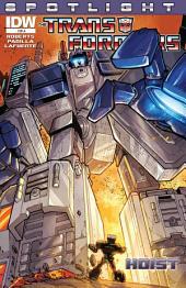 Transformers: Spotlight - Hoist