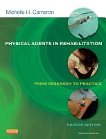 Physical Agents in Rehabilitation   E Book PDF