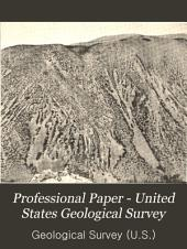 Professional paper - United States Geological Survey: Issue 56