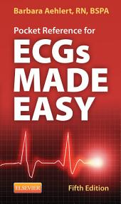 Pocket Reference for ECGs Made Easy: Edition 5