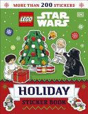 LEGO Star Wars Holiday Sticker Book PDF