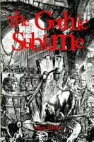 Gothic Sublime  The PDF