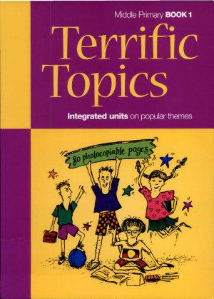 Terrific Topics  Lower primary book 1