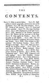 A Supplement to the English Universal History: Lately Published in London: Containing ... Remarks and Annotations on the Universal History, Designed as an Improvement and Illustration of that Work ...