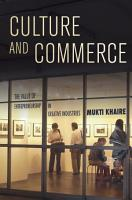 Culture and Commerce PDF