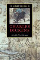 The Cambridge Companion to Charles Dickens PDF