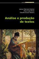 An  lise e Produ    o de Textos PDF