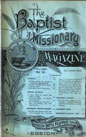 The Baptist Missionary Magazine: Volumes 67-68