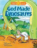 God Made Dinosaurs PDF