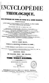 Dictionnaire universel, historique et comparatif de toutes les religions du monde: comprenant le judaisme, le christianisme, le paganisme ...