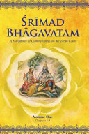 Srimad Bhagavatam Tenth Canto Symphony of Commentaries PDF