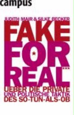 Fake for real PDF