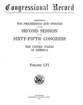 Congressional Record: Proceedings and Debates of the ... Congress, Volume 56, Part 6