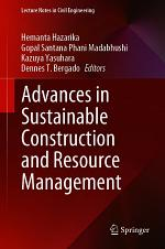 Advances in Sustainable Construction and Resource Management
