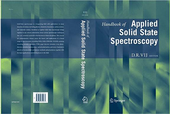 Handbook of Applied Solid State Spectroscopy PDF