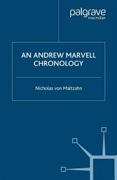 Andrew Marvell Chronology