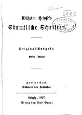 Sämmtliche Schriften: Hildegard von Hohenthal