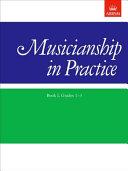 Musicianship in Practice