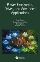 Power Electronics  Drives  and Advanced Applications PDF