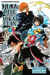 Nura: Rise of the Yokai Clan, Vol. 7: The Three Keikain Siblings
