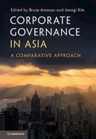 Corporate Governance in Asia PDF