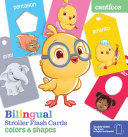 Canticos Bilingual Stroller Flash Cards - Colors & Shapes