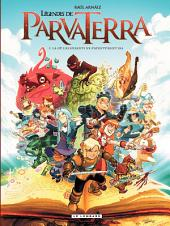 Légendes de Parva Terra - Tome 1 - Là où les enfants ne s'aventurent pas