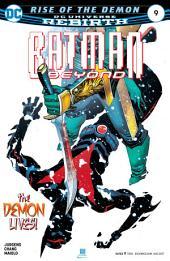 Batman Beyond (2016-) #9