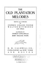 The Old Plantation Meoldies