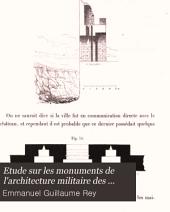 Etude sur les monuments de l'architecture militaire des croisés en Syrie et dans l'île de Chypre: Numéro6