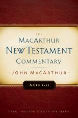 Acts 1 12 MacArthur New Testament Commentary PDF