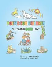 Poems For Children: Showing God's Love