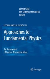 Approaches to Fundamental Physics: An Assessment of Current Theoretical Ideas