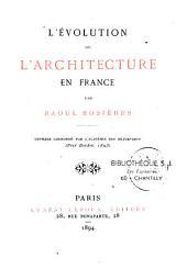 L'évolution de l'architecture en France