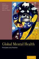 Global Mental Health PDF